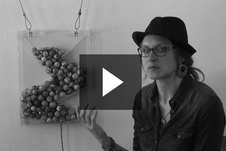 Presentation Vedute 0200 / Anna-Lucia Rijff / ZONDER TITEL / 08-03-2014