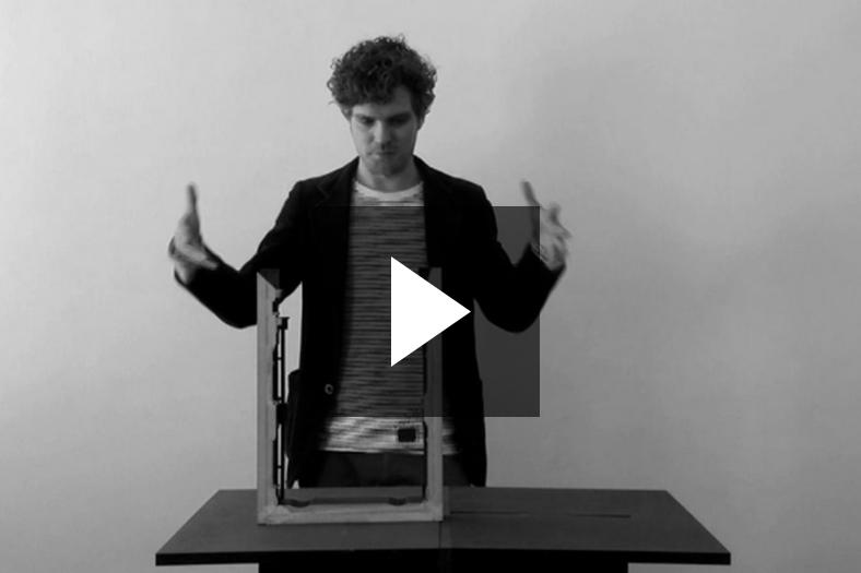 Presentation Vedute 0201 Jos Andringa / HET DERDE HUIS / 08-03-2014
