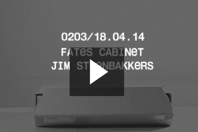 Presentation Vedute 0205 / Jim Steenbakkers / FATES CABINET / 14-03-2014