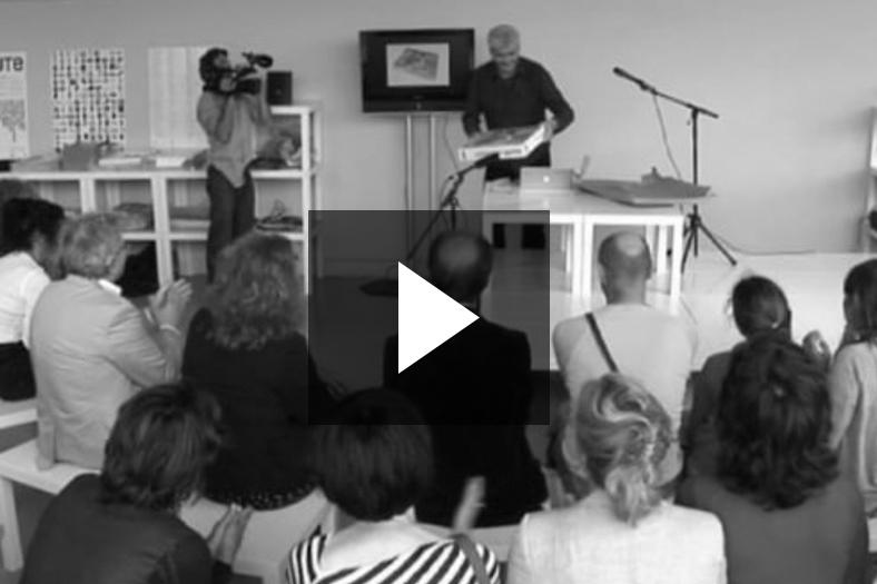 presentation Vedute 0181 /  URBANISM GAME, Hans Venhuizen, 11.09.2011