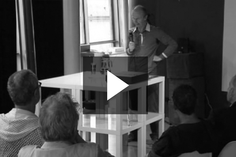 presentation Vedute 0183 / WOORD, Erik Fens, 18-09-2011.