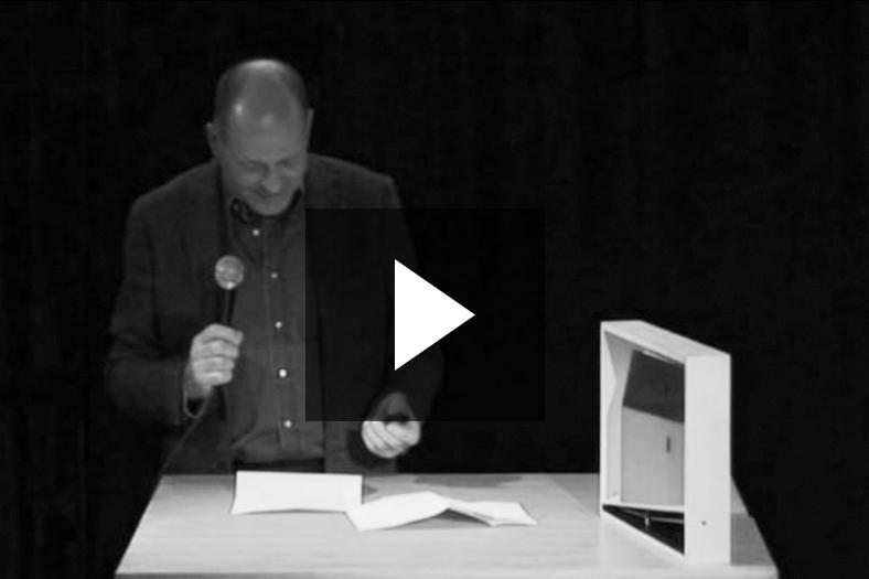 presentation Vedute 0192 / EEN MODERNE BAVELAAR / Jan Joost Peskens, 25-11-12